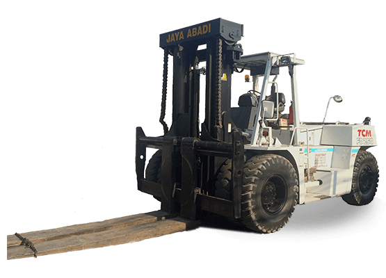 Forklift <br>25 Ton